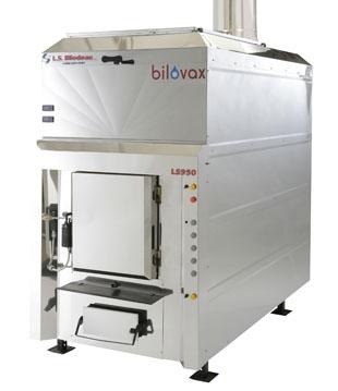 BILOVAX LS950Chaudière Au Bois Ou Bi énergie